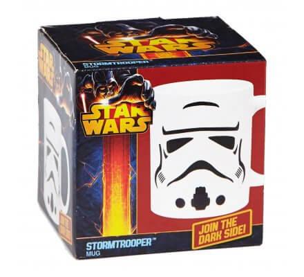 Mug Blanc Céramique Storm Trooper Star Wars