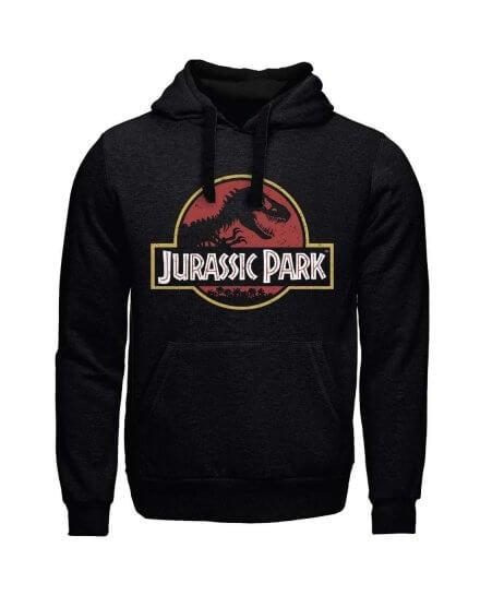 Sweat Jurassic Park noir Logo