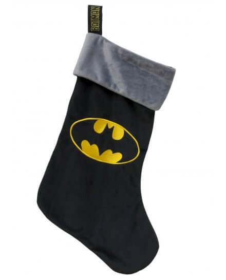 Chaussette de Noël Batman