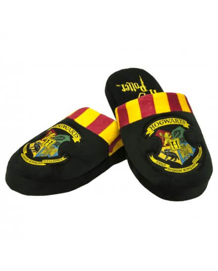 Chaussons Adulte Poudlard Harry Potter