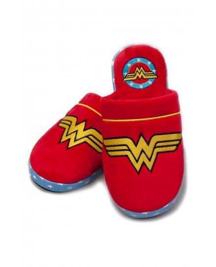 Chaussons Adulte Wonder Woman
