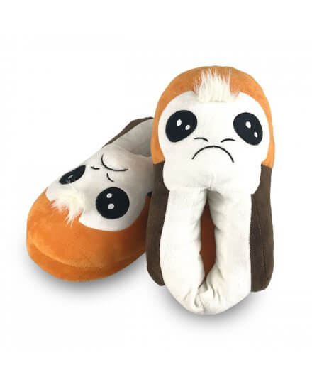 Chaussons Porgs Star Wars