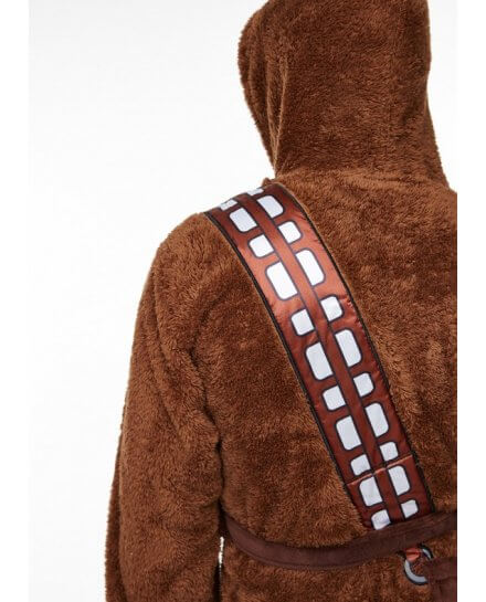 Peignoir Adulte Marron Chewbacca Star Wars
