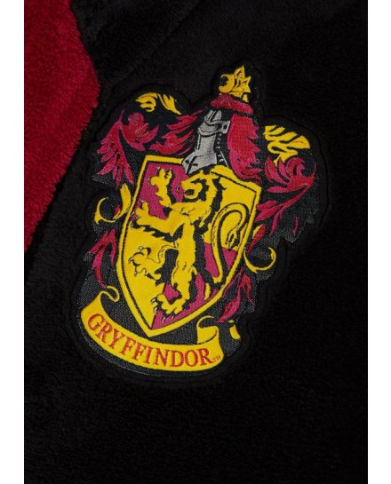 Peignoir Femme Gryffondor Harry Potter