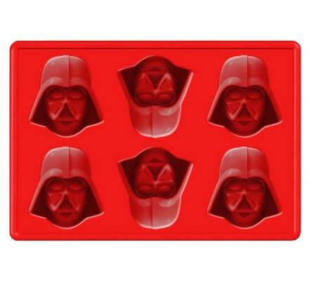 Moule en Silicone Rouge Dark Vador Star Wars