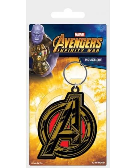 Porte-clés Avengers Symbole