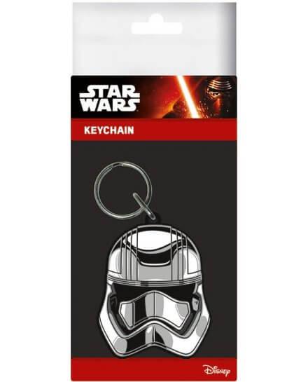Porte-clés Caoutchouc Captain Phasma Star Wars