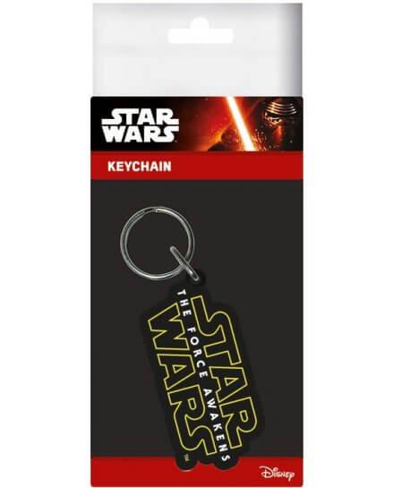Porte-clés Caoutchouc The Force Awakens Star Wars