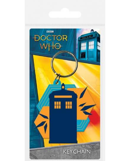 Porte-clés Doctor Who Tardis