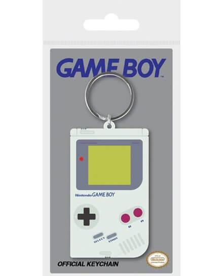 Porte-clés Gameboy Geek