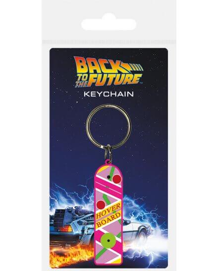 Porte-clés Hoverboard Retour Vers le Futur