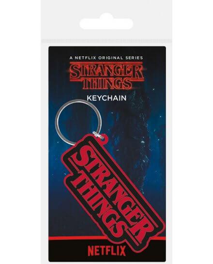 Porte-clés Stranger Things logo