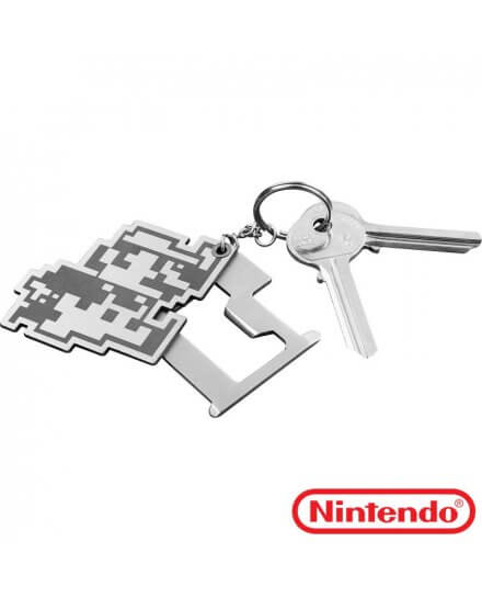 Porte-clés Super Mario Bros Multifonctions Nintendo