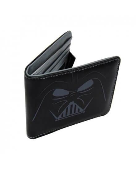 Portefeuille Noir Dark Vador Star Wars
