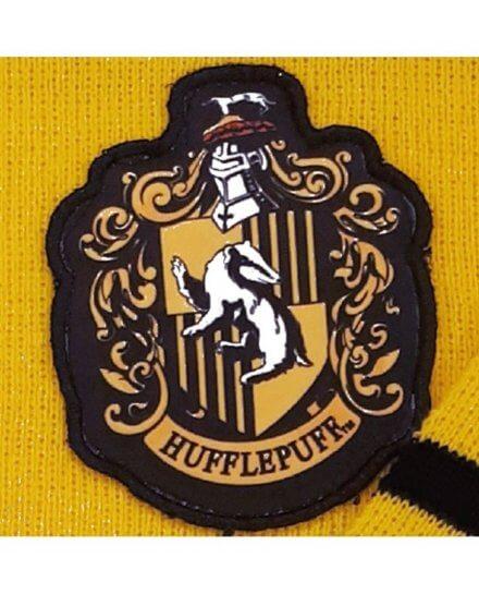 Echarpe Harry Potter Poufsouffle officielle