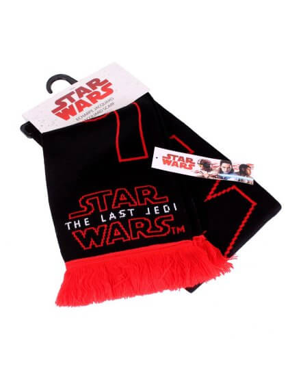 Echarpe Officielle Last Jedi Star Wars
