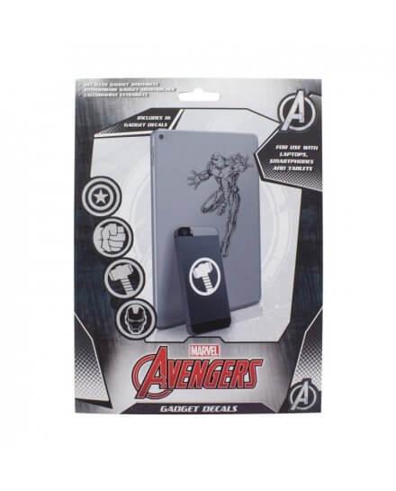 Pack de 16 stickers Avengers Marvel