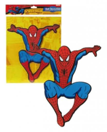 Sticker 33 cm X 23 cm Spiderman