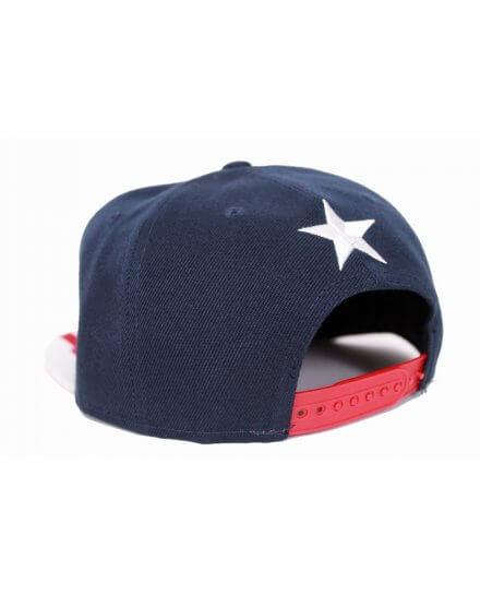 Casquette Bleue Logo America Insigna Captain America