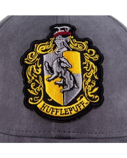 Casquette Poufsouffle Harry Potter grise