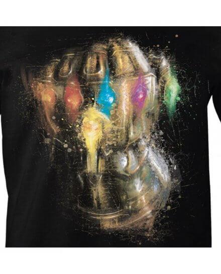 Tee-Shirt Avengers Endgame Gant de l'infini
