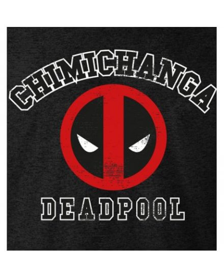 Tee-Shirt Deadpool Chimichanga