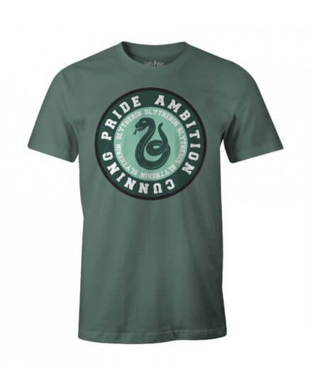 Tee-Shirt Harry Potter Serpentard Ambition