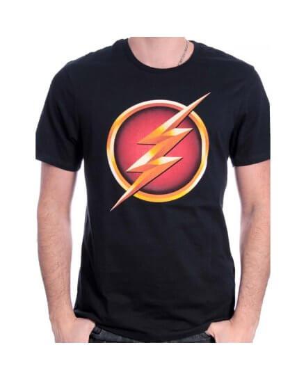 Tee Shirt Logo 3D Flash