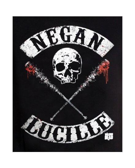 Tee-Shirt Negan Lucille The Walking Dead