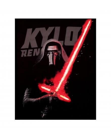 Tee-Shirt Noir Kylo Sith Revival Star Wars