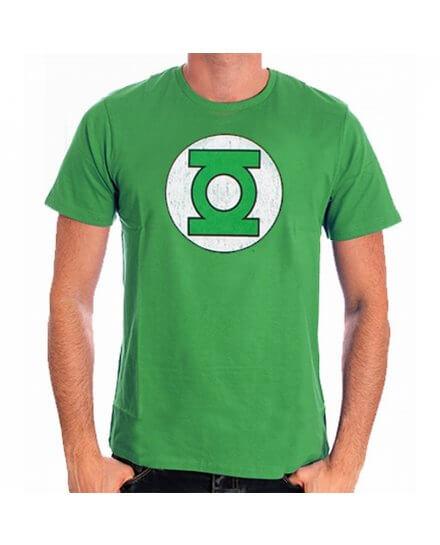 Tee-Shirt Vert Green Lantern
