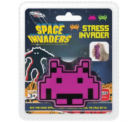Anti-Stress Space Invaders
