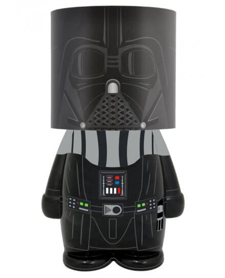 Lampe d'ambiance Led Mood Light Dark Vador 25 cm Star Wars