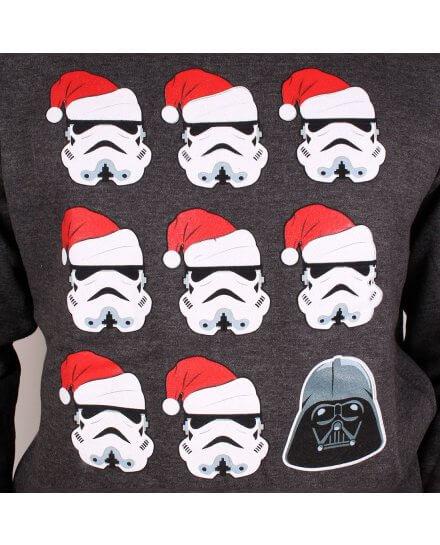 Pull de Noël Troopers de noël Star Wars