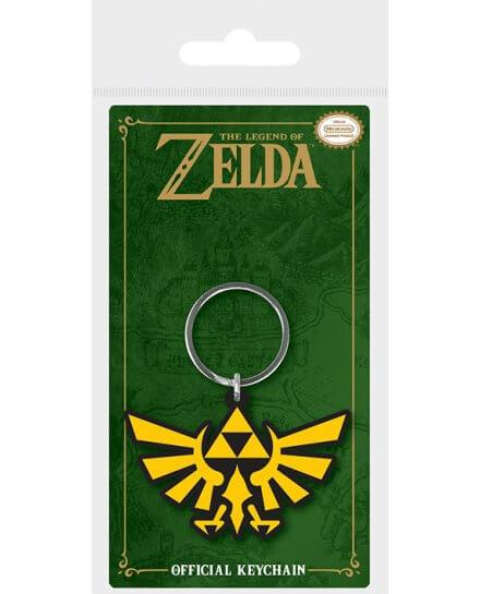 Porte-clés The Legend of Zelda Triforce