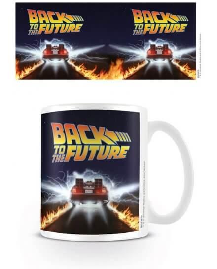 Mug Affiche Retour Vers le Futur