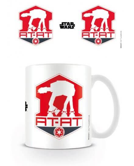 Mug AT AT Logo Star Wars