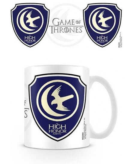 Mug Blanc Céramique Arryn Game of Thrones