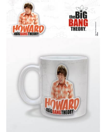 Mug Blanc Howard The Big Bang Theory