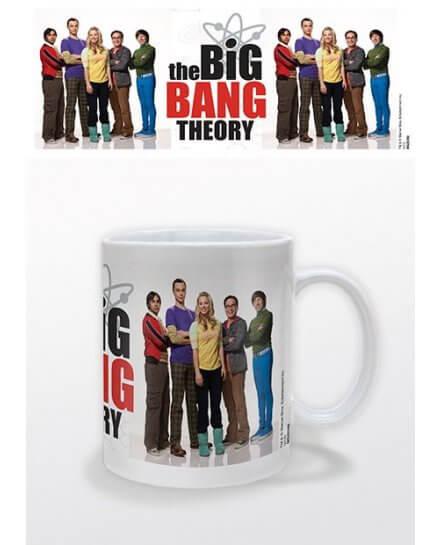 Mug Group Portrait The Big Bang Theory