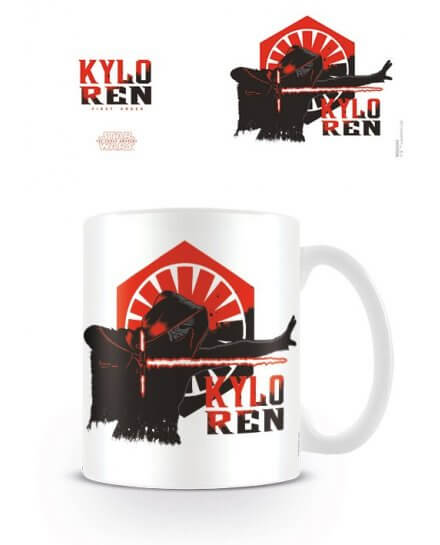 Mug Kylo Ren First Order Star Wars