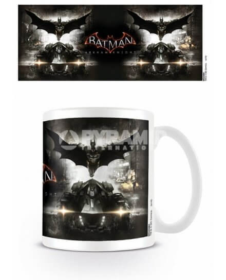 Mug Teaser Arkham Knight Batman