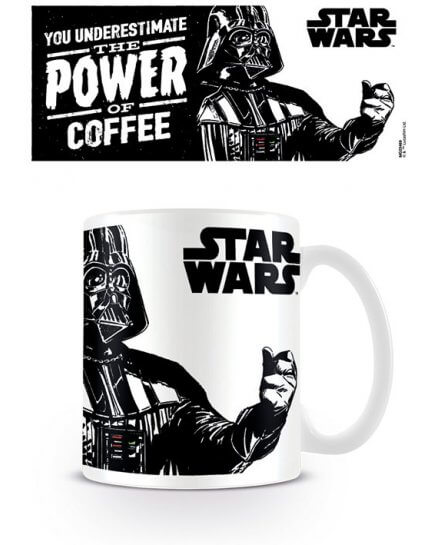 Mug The Power of Coffee Star Wars