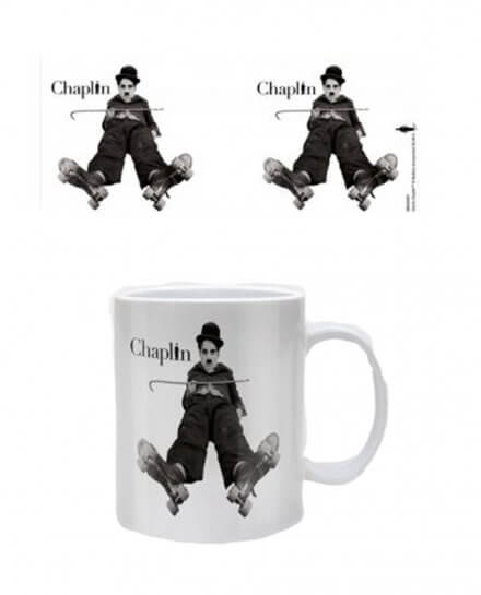 Mug The Tramp Charlie Chaplin