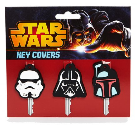Pack 2 Caches-clés Star Wars
