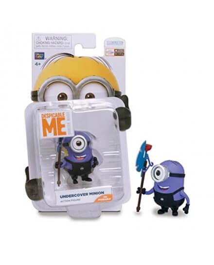Figurine 5cm Undercover Minion Moi Moche et Mechant