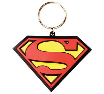 Porte-clés Logo Superman