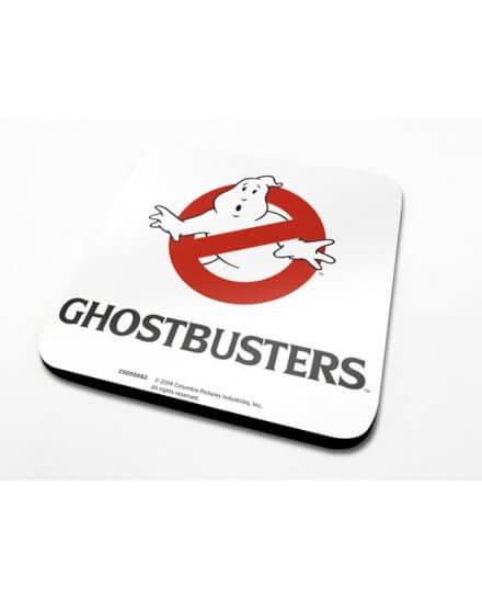 Sous-Verre Logo 10 x 10cm Ghostbusters