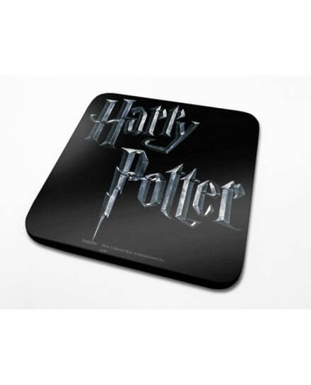 Sous-Verre Logo 10 x 10cm Harry Potter
