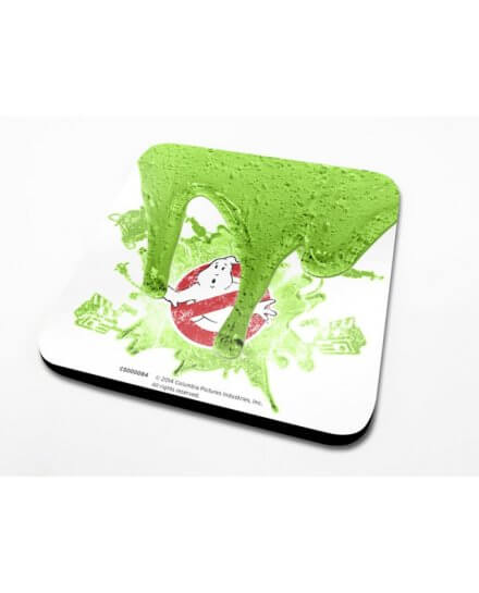 Sous-Verre Slime 10 x 10cm Ghostbusters